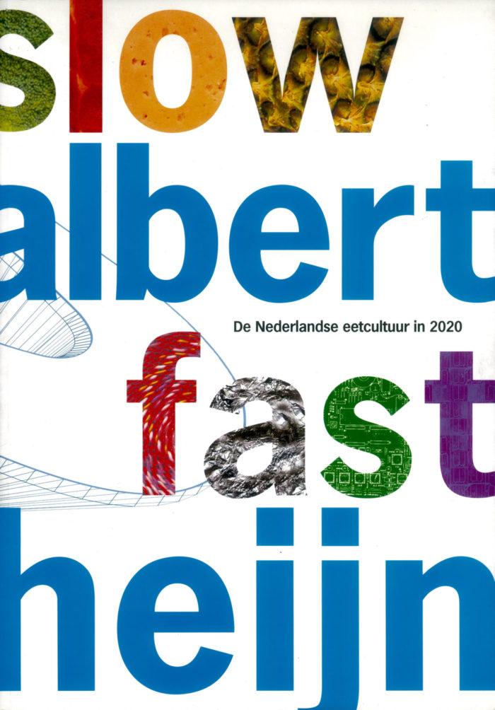 Een boek voor Albert Heijn van Pavlov