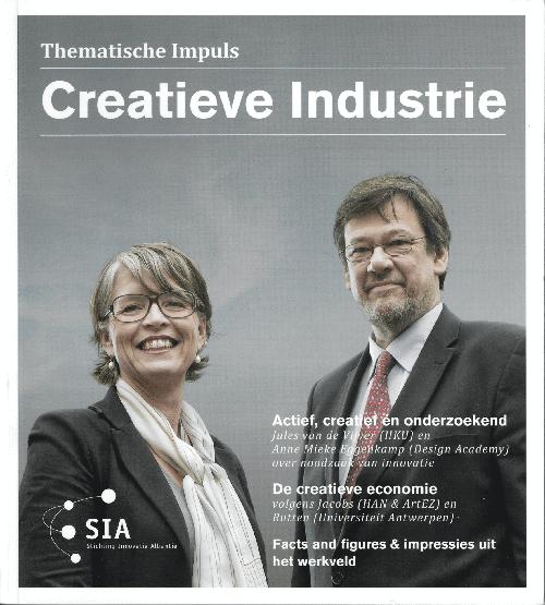 Thematische impuls creatieve industrie