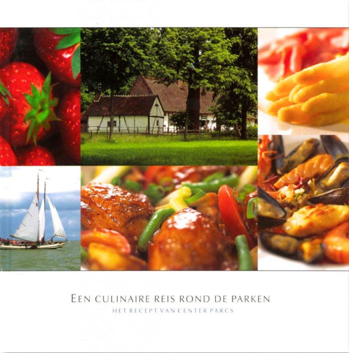 center parcs culinaire reis door de parken