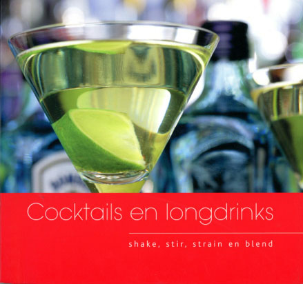 cocktail boek bacardi