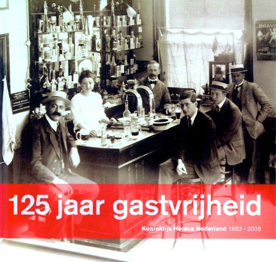 jubileumboek koninklijk horeca nederland