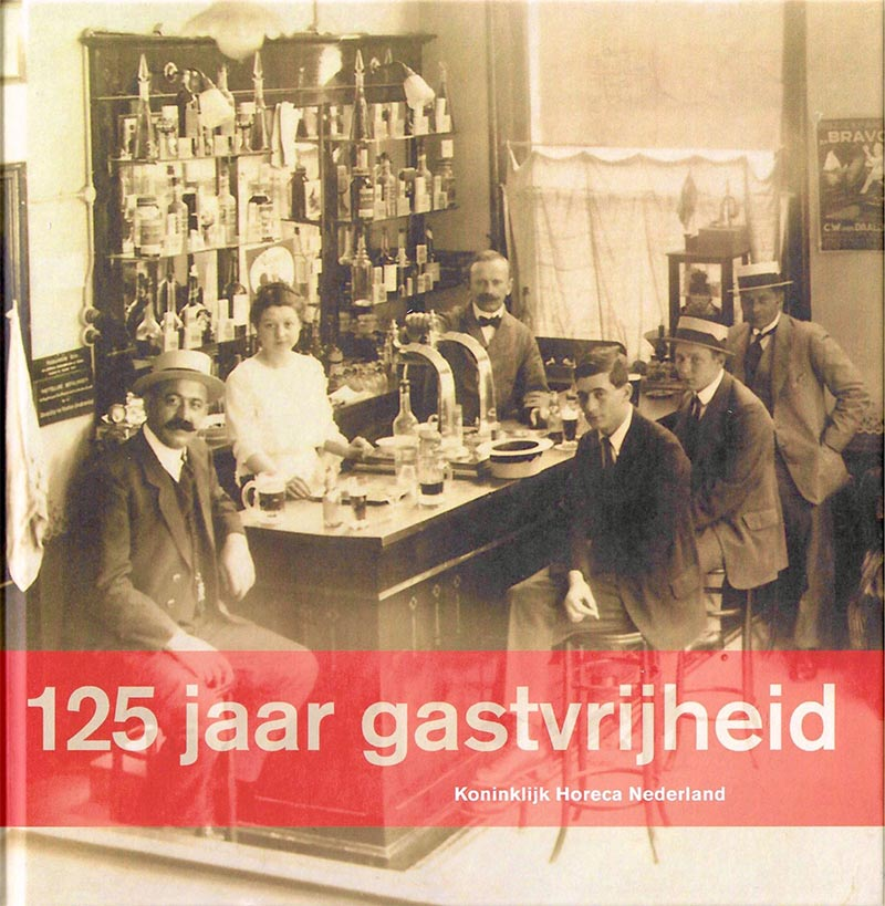 jubileum koninklijke horeca nederland