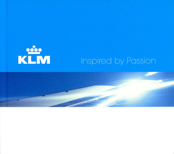 inspired by passion klm