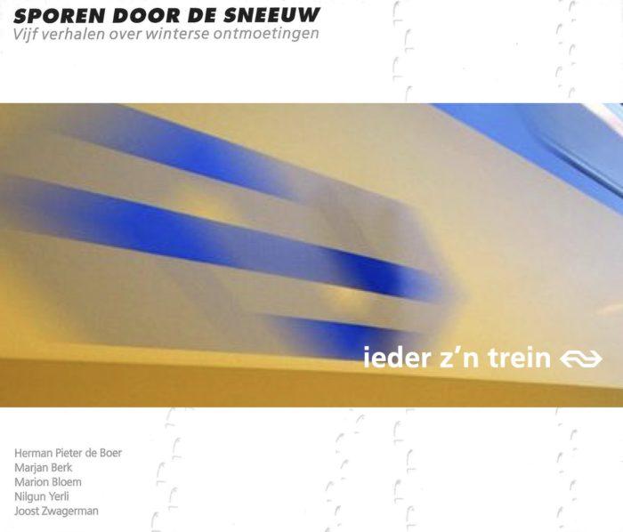 Ieder z'n trein: boekje voor NS