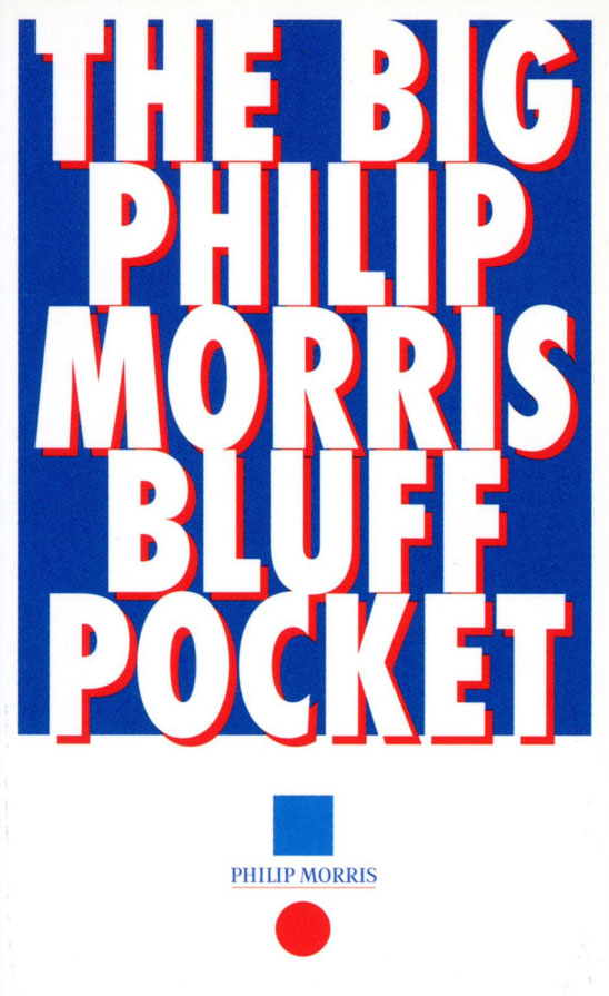 philip morris bluff pocket
