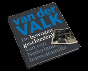 Jubileumboek Van der Valk gemaakt door Jubileumboeken.nl