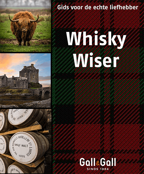 Gall & Gall Whisky Wiser