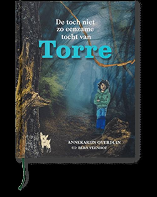 voorbeeld jubileumboek voor torre