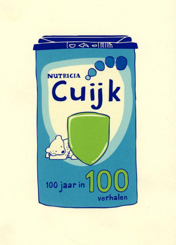 Nutricia Cuijk 100 jaar
