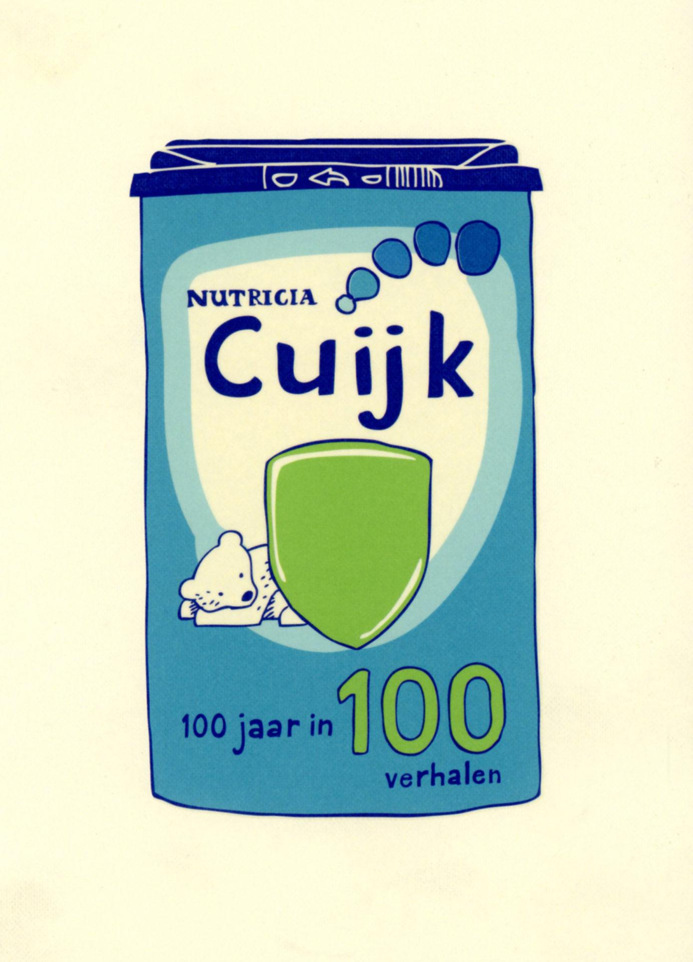 nutricia jubileumboek