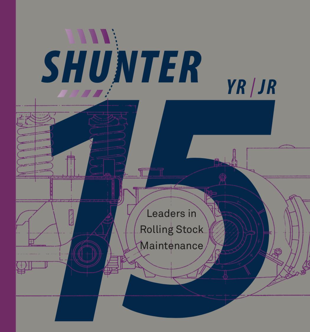 Jubileumboek Shunter