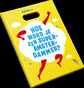 Jubileumboek voor Openbare Bibliotheek Amsterdam