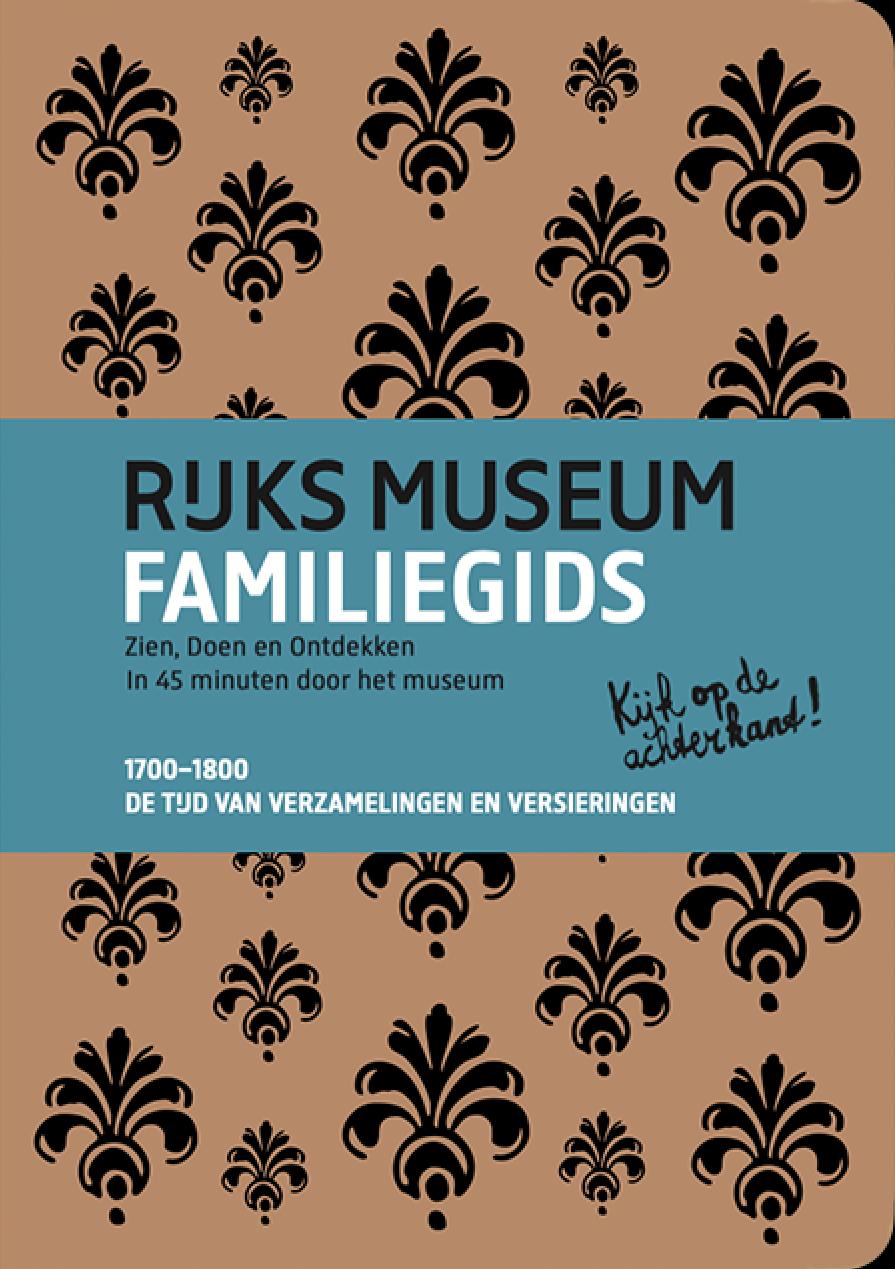 rijksmuseum familiegids 18e eeuw pavlov