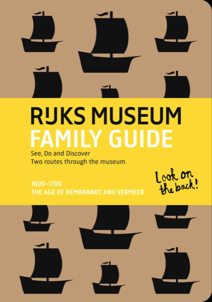 rijksmuseum familiegids 17e eeuw pavlov