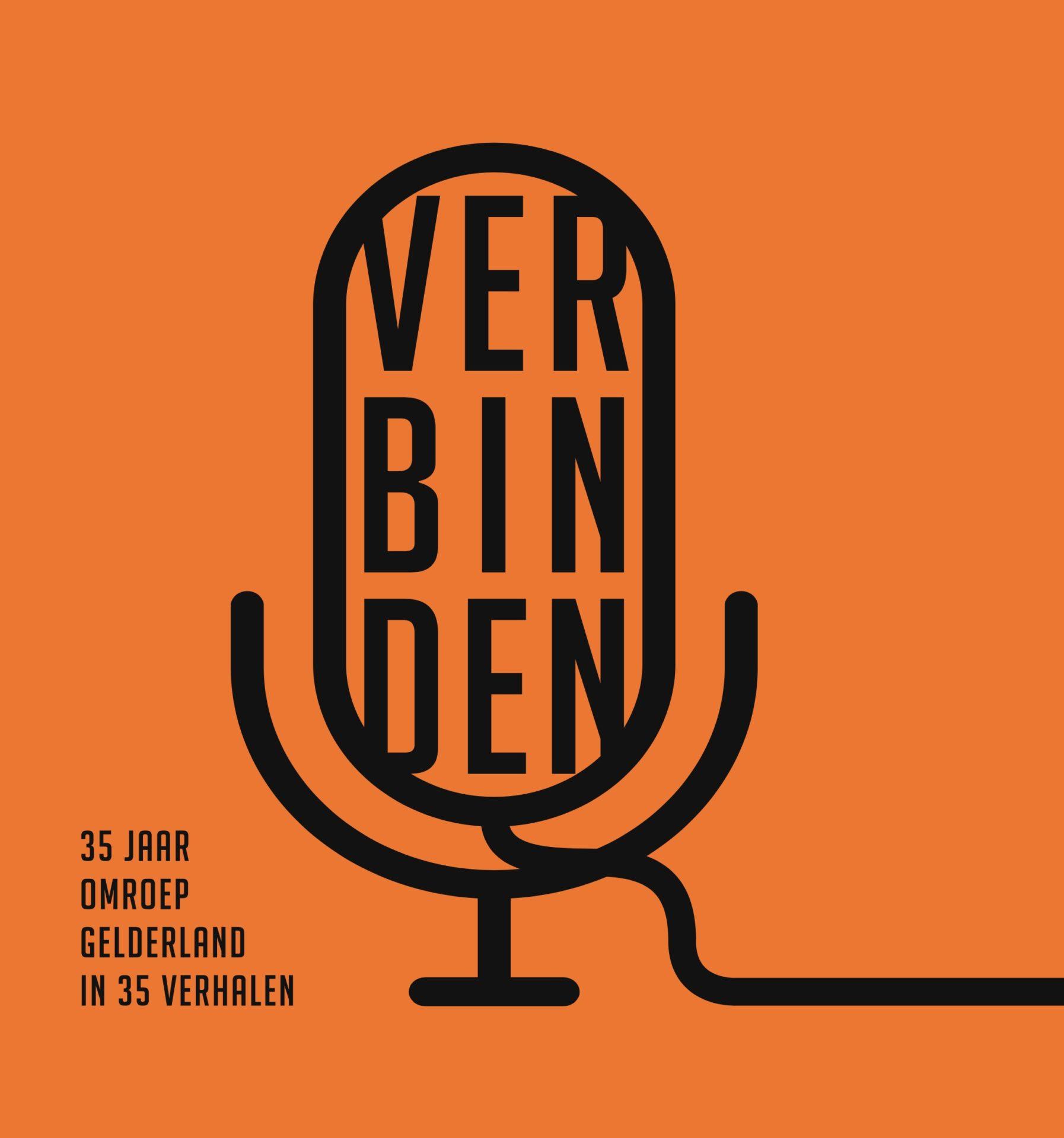 Jubileumboek voor Omroep Gelderland